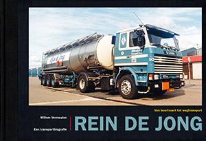 REIN DE JONG. Van beurtvaart tot wegtransport